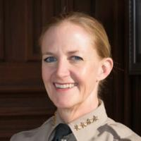 Sheriff Ingrid Braun