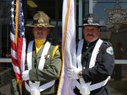 MCSO/MLPD Honor Guard
