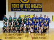MCSO Personnel supporting local school sports