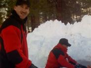 MCSO SAR Winter Training (snow cave)