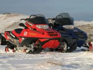 MCSO Snowmobile Patrol