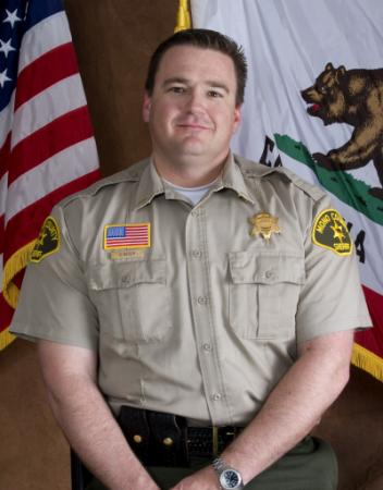 Undersheriff Robert Weber
