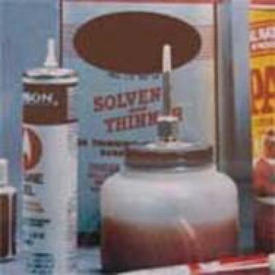 Inhalants & Solvents