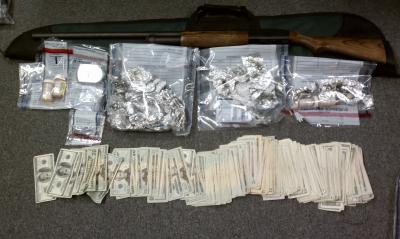 Narcotics Search Warrant Recovery
